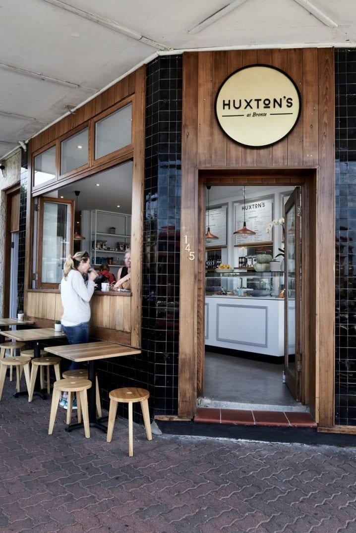 Huxton's