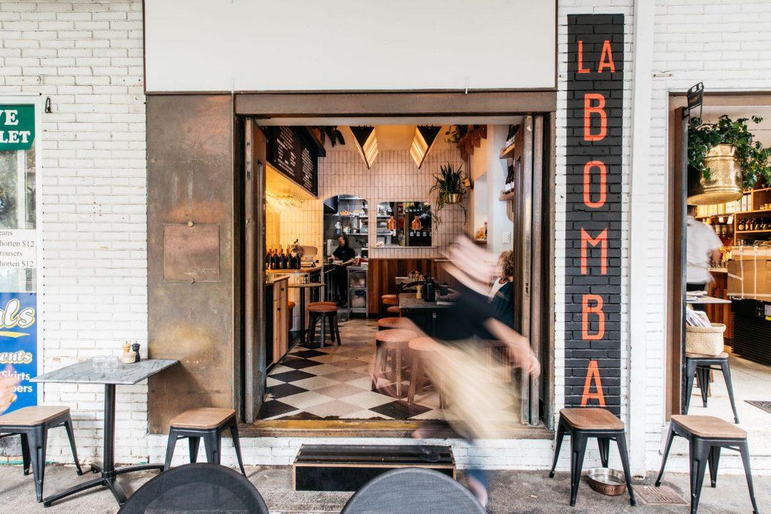 Cafe La Bomba