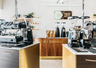Vittoria – Coffee College